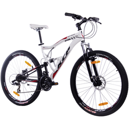 KCP Mountainbike »Attack«, 27,5 Zoll, 21-Gang, Unisex