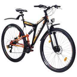 LEADER Mountainbike »Chicago Street Disc«, 28 Zoll, Herren