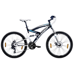 LEADER Mountainbike »Energy«, 26 Zoll, Herren