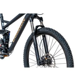 CHRISSON Mountainbike »Stormer«, 27,5 Zoll, 30-Gang, Unisex