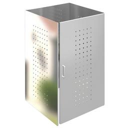 TraumGarten Mülltonnenbox »BINTO«, 69cm x 119cm x 81cm (BxHxT), 665,091 Liter