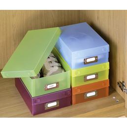 WENKO Multi-Boxen 5er Set in verschiedenen Farben
