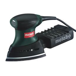 METABO Multischleifer Softgrip-Oberfläche, Staubfangkassette