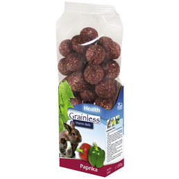 JR FARM Nager-Snacks »Grainless Vitamin-Balls «, Paprika, 7x150 g