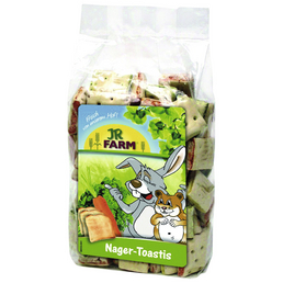 JR FARM Nagersnack »Nager-Toasties«, 200 g