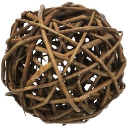 TRIXIE Nagerspielzeug »Weidenball«, Weide