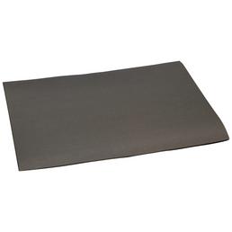 AUTO-K Nass-Schleifpapier, für Metall, Kunststoff, grau