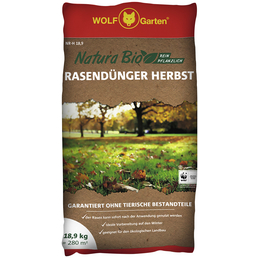 WOLF GARTEN Natura Bio Herbst Rasendünger NR-H 18,9 kg
