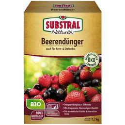 SUBSTRAL NATUREN® Naturen Bio Beerenduenger 1,7 kg