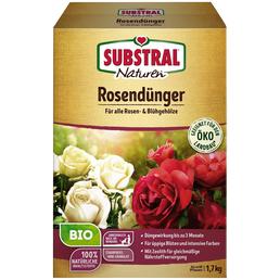 SUBSTRAL NATUREN® Naturen Bio Rosenduenger 1,7 kg