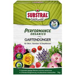 SUBSTRAL NATUREN® Naturen Performance Organics Gartendünger 1 kg