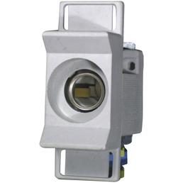 ASS Neozed-Sicherungssockel, BxH: 2.7 x 5.7 cm, 400 V