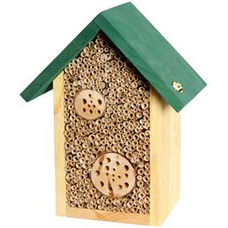 LUXUS-INSEKTENHOTELS Nisthaus für Wildbienen