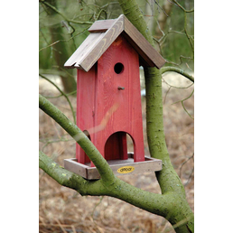 DOBAR Nistkasten »Red House«, Vögel