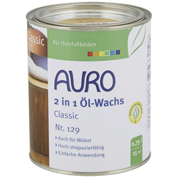 AURO Öl-Wachs »Classic«, 0,75 l, transparent