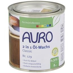 AURO Öl-Wachs »Classic«, 375 l, transparent