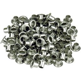 CONNEX Ösen Metall, 100  Stück