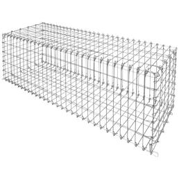 BELLISSA Ösengabione, BxHxL: 50 x 50 x 150 cm, Stahl