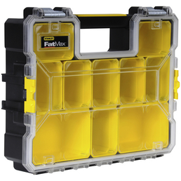 STANLEY Organizer »Fatmax«, BxHxL: 44,6 x 35,7 x 11,6 cm, Kunststoff