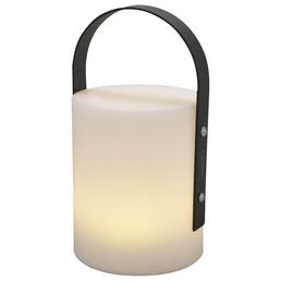 GARDEN IMPRESSIONS Outdoor Lampe »Cozy Living Moodlights«, bunt, zylinderförmig, Höhe: 20 cm