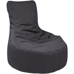 OUTBAG Outdoor-Sitzsack »Slope Plus«, BxHxT: 80 x 90 x 85 cm, anthrazit