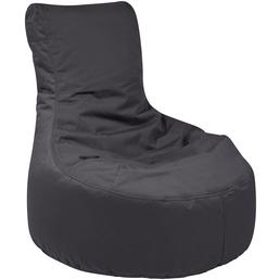 OUTBAG Outdoor-Sitzsack »Slope Plus«, BxHxT: 80 x 90 x 85 cm, anthrazit