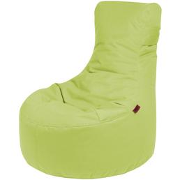 OUTBAG Outdoor-Sitzsack »Slope Plus«, BxHxT: 80 x 90 x 85 cm, grün