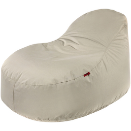 OUTBAG Outdoor-Sitzsack »Slope XL Plus«, BxHxT: 115 x 80 x 140 cm, beige