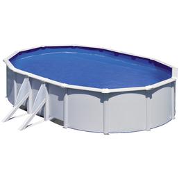 GRE Ovalpool Set , oval, BxLxH: 300 x 500 x 120 cm