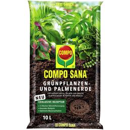 Palmenerde »COMPO SANA® «, für Grünpflanzen, Farne und Palmen