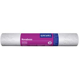ERFURT Papiertapete »Novaboss 341«, weiß, strukturiert, 12 Rollen