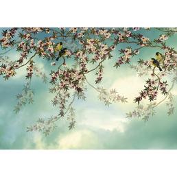 KOMAR Papiertapete »Sakura«, Breite: 368 cm, inkl. Kleister