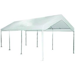 CASAYA Partyzelt »Profi«, Satteldach, rechteckig, BxT: 600 x 400 cm, inkl. Dacheindeckung