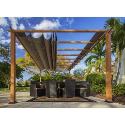 PARAGON OUTDOOR Pavillon »Florenz«, rechteckig, BxT: 505 x 350 cm