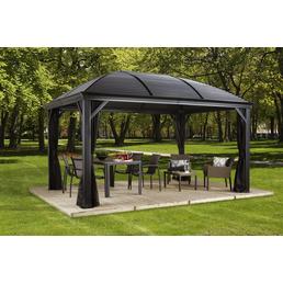 SOJAG Pavillon »Moreno«, rechteckig, BxHxT: 423 x 283 x 298 cm