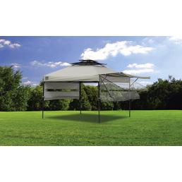 SHELTERLOGIC Pavillon »Quik Shade«, Spitzdach, quadratisch, BxT: 520 x 305 cm