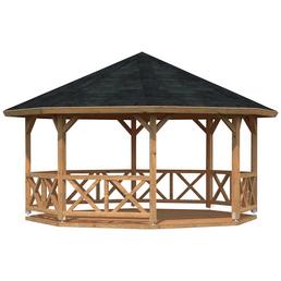 PALMAKO AS Pavillon »Rhodos«, Zeltdach, achteckig, BxT: 550 x 550 cm
