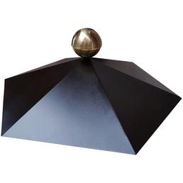 WOLFF Pavillonhaube,  schwarz