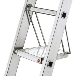 HAILO <p>Einhängetritt Safetyline, Aluminium</p>