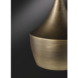 wofi® Pendelleuchte »VANN« braun 60 W, E27, ohne Leuchtmittel