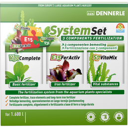 DENNERLE Perfect Plant System Set INT