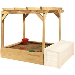 WEKA Pergola, Holz, geeignet für: Kinderspielhaus Drachenhöhle