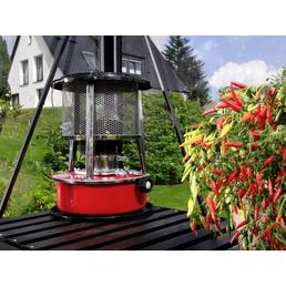 PARASENE Petroleumheizung »Big Red«, Edelstahl, Höhe: 45 cm, 2500 W