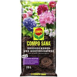 COMPO Pflanzenerde, 20 l, geeignet für: Rhododendron