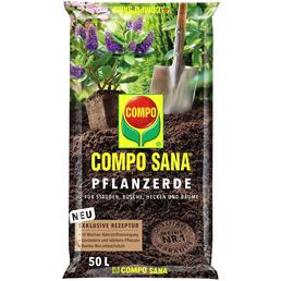 COMPO Pflanzenerde »COMPO SANA® «, für Sträucher, Bäume und Stauden