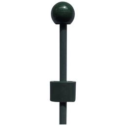 Peacock Pflanzenstütze, Ø: 8 mm, Glasfaser