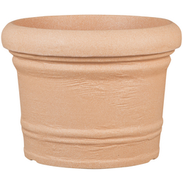 Pflanzgefäß »ANCONA«, ØxH: 45 x 33,5 cm, terracotta