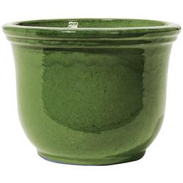 Kirschke Pflanzgefäß »Lage«, ØxH: 30 x 25 cm, grün