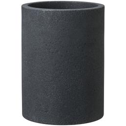 CASAYA Pflanzgefäß »ROMA«, ØxH: 29 x 40 cm, schwarz