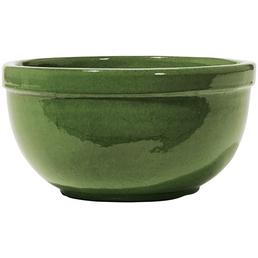 Kirschke Pflanzschale »Löhne«, ØxH: 30 x 17 cm, grün